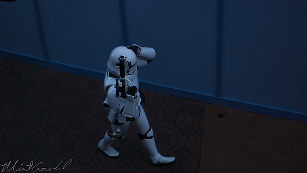 Disneyland Resort, Disneyland60, Disneyland, Tomorrowland, Stormtropper, Star, Wars, Storm, Tropper