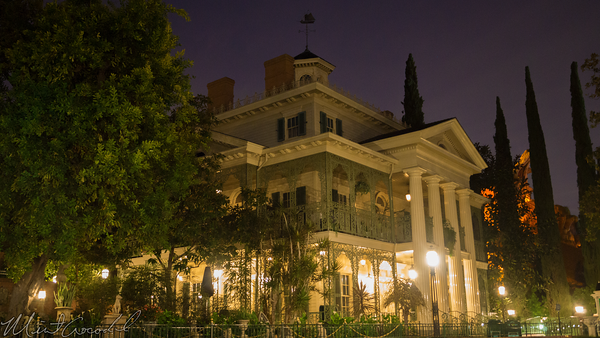 Disneyland Resort, Disneyland, New, Orleans, Square, Haunted, Mansion