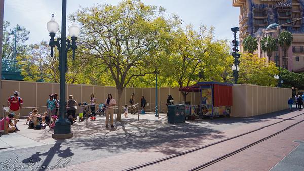 Disneyland Resort, Disney California Adventure, Frozen, Hyperion, Theater