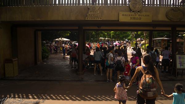 Hong, Kong, Disneyland, Adventureland, Frozen, Village, Fun, Anna, Elsa