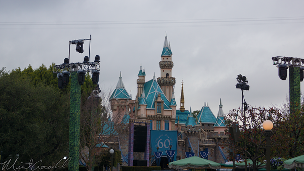 Disneyland Resort, Disneyland60, Disneyland, Sleeping, Beauty, Castle