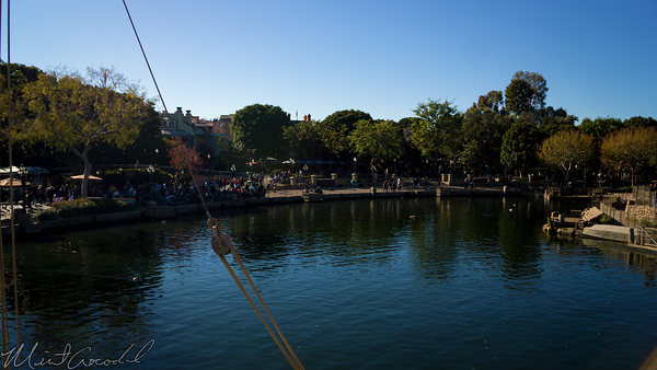 Disneyland Resort, Disneyland60, Christmas, Time, Disneyland, Frontierland, Rivers, America, Mark, Twain, Riverboat