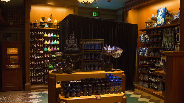 Disneyland Resort, Disney California Adventure, Buena, Vista, Street, Julius, Katz