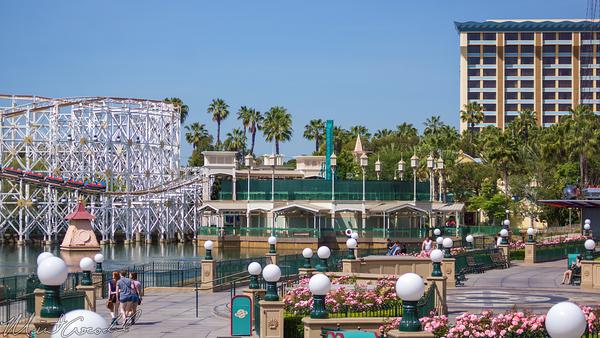 Disneyland Resort, Disney California Adventure, Paradise, Pier, Silly, Symphony, Swings, Refurbishment, Refurbish, Refurb