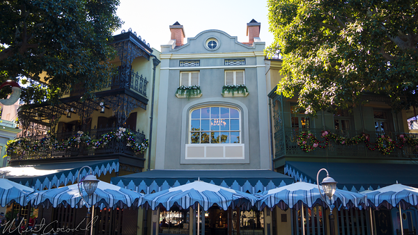 Disneyland Resort, Disneyland60, Halloween, Time, Christmas, Disneyland, New, Orleans, Square, Mardi, Gras, Cafe, Club 33