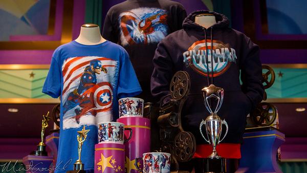 Disneyland Resort, Disney California Adventure, Hollywood Land, Gone, Hollywood, Star, Wars, Marvel, Merchandise