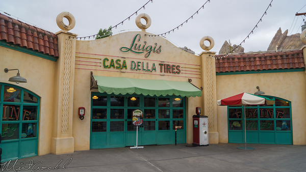 Disneyland Resort, Disneyland60, Disney California Adventure, Cars Land, Luigi, Flying, Tires, Dance, Festival, Refurbishment, Refurbish, Refurb