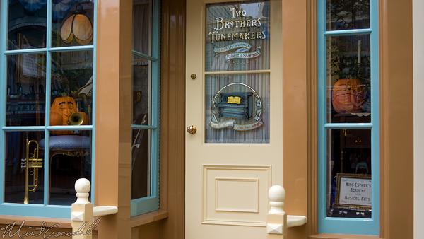 Disneyland Resort, Disneyland60, Disneyland, Disney California Adventure, Main Street U.S.A., Halloween, Pumpkin