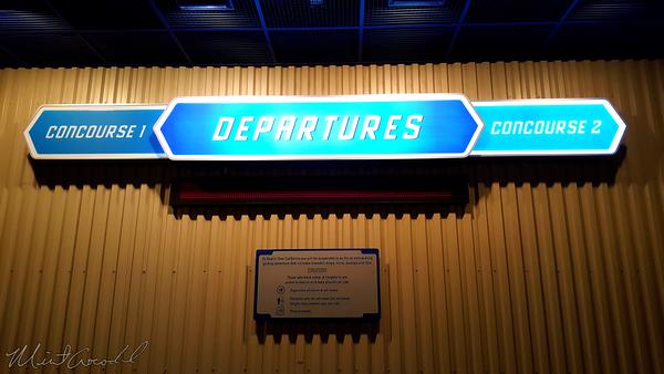 Disneyland Resort, Disneyland, Disney California Adventure, Grizzly, Peak, Airfield, Condor, Flats, Soarin', Soarin, Over, California, Logo, Sign