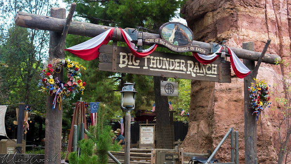 Disneyland Resort, Disneyland60, Disneyland, Disney California Adventure, Frontierland, Big, Thunder, Ranch, Close, Jan