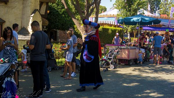 Disneyland Resort, Disneyland60, Disneyland, Fantasyland, Frollo