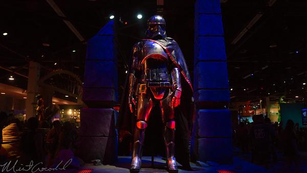 Disneyland Resort, Disneyland60, Disneyland, Disney California Adventure, D23, Expo, 2015, Show, Floor, Star, Wars