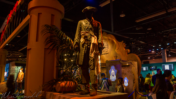 Disneyland Resort, Disneyland60, Disneyland, Disney California Adventure, D23, Expo, 2015, Show, Floor