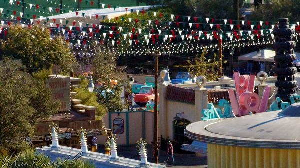 Disneyland Resort, Disneyland60, Disney California Adventure, Paradise, Pier, Mickey, Fun, Wheel, Cars Land, Luigi, Rollickin', Roadster