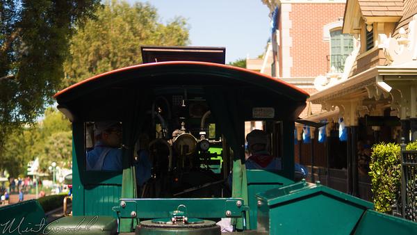 Disneyland Resort, Disneyland60, Disneyland, Railroad, Train, Main Street U.S.A., Station, Depot