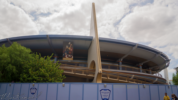 Disneyland Resort, Disneyland60, Disneyland, Tomorrowland, Innoventions, Star, Wars, Landing Bay, Marvel