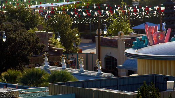 Disneyland Resort, Disneyland60, Halloween, Time, Disney California Adventure, Paradise, Pier, Mickey, Fun, Wheel, Cars Land, Luigi, Flying, Tires, Rollickin, Roadsters, Refurbishment, Refurbish, Refurb