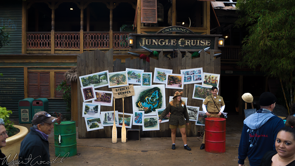 Disneyland Resort, Disneyland60, Disneyland, Adventureland, Jungle, Cruise, Skipper, School, Skool, Student, Refurbishment, Refurbish, Refurb