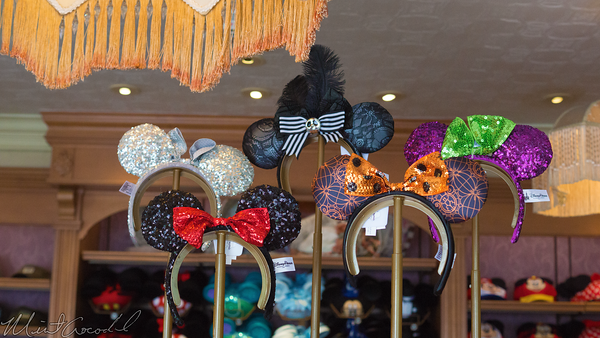 Disneyland Resort, Disneyland60, Disneyland, Head, Bands, Halloween, Merchandise