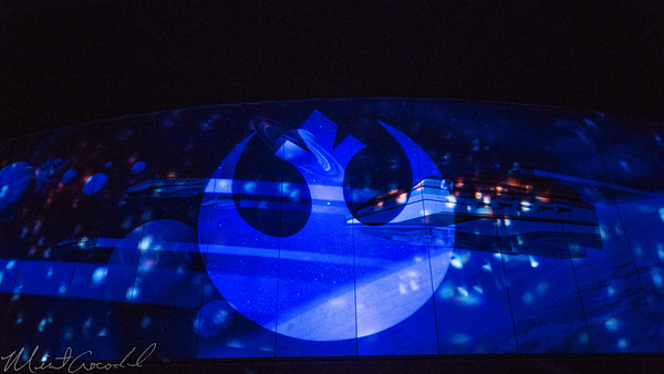 Disneyland Resort, Disneyland60, Christmas, Time, Disneyland, Tomorrowland, Star, Wars, Season, Of, The, Force