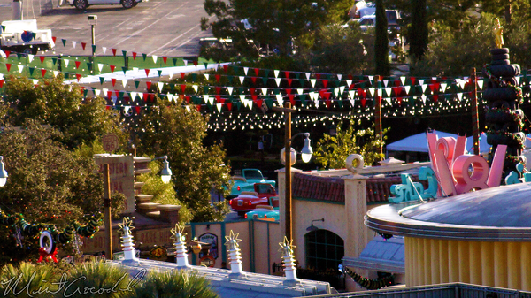 Disneyland Resort, Disneyland60, Christmas, Time, Disney California Adventure, Paradise, Pier, Mickey, Fun, Wheel, Cars Land, Luigi, Rollickin, Roadsters, Flying, Tires