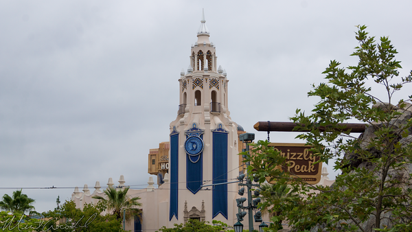 Disneyland Resort, Disneyland60, Disney California Adventure, Grizzly, Peak, Airfield