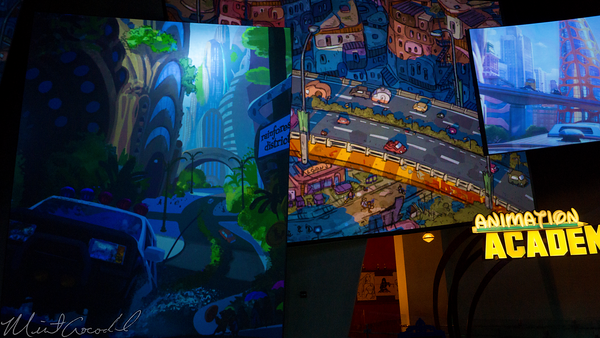 Disneyland Resort, Disneyland, Disney California Adventure, Hollywood Land, Animation, Building, Zootopia