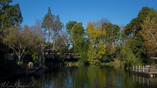 Disneyland Resort, Disneyland60, Christmas, Time, Disneyland, Frontierland, Mark, Twain, Riverboat, Steamboat, Star, Wars, Land