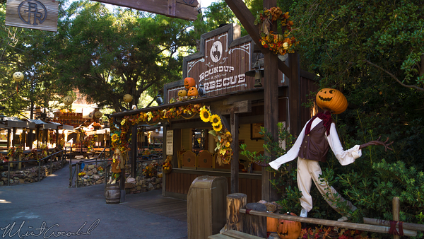 Disneyland Resort, Disneyland60, Halloween, Time, Disneyland, Frontierland, Big, Thunder, Ranch