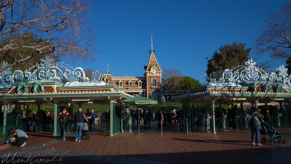 Disneyland Resort, Disneyland60, Christmas, Time, Disneyland