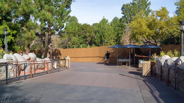 Disneyland Resort, Disneyland60, Disneyland, Frontierland, Critter, Country, Davy, Crockett, Canoes, Refurbishment, Refurbish, Refurb, Star, Wars, River, Rivers, America