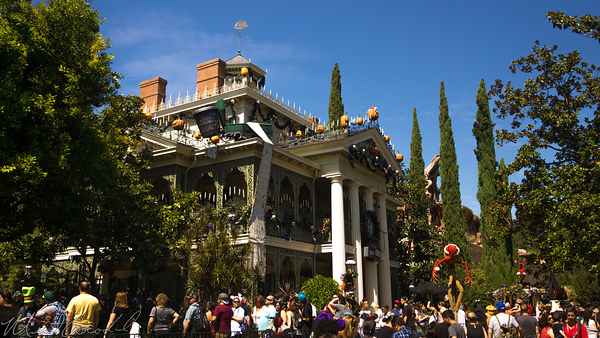 Disneyland Resort, Disneyland60, Disneyland, New, Orleans, Square, Haunted, Mansion, Holiday