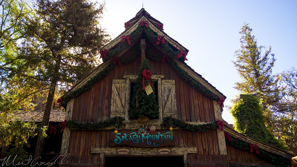 Disneyland Resort, Disneyland60, Halloween, Time, Christmas, Disneyland, Critter, Country, Decoration, Decor