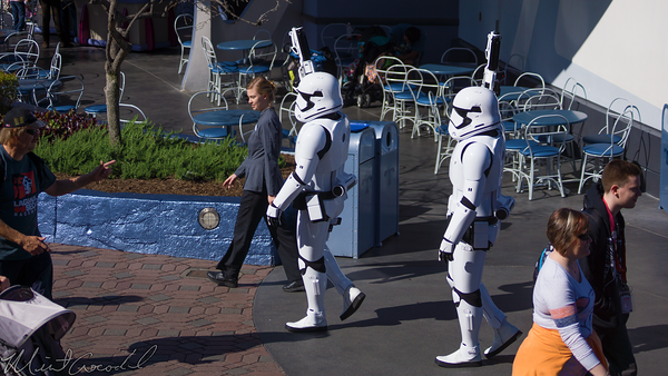 Disneyland Resort, Disneyland, Tomorrowland, Storm, Troopers, StormTrooper, StormTroopers