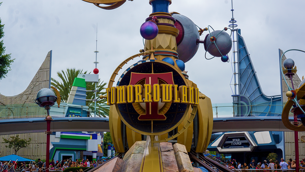 Disneyland Resort, Disneyland60, Disneyland, Disney California Adventure, Tomorrowland
