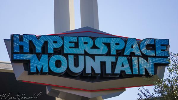 Disneyland Resort, Disneyland60, Christmas, Time, Disneyland, Tomorrowland, Space, Mountain, Hpyer, Hyper Space Mountain