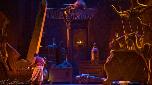 Disneyland Resort, Disneyland60, Disney California Adventure, Hollywood Land, Hyperion, Theater, Theatre, Aladdin, Musical Specatacular, Last, Weekend, Performance