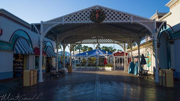 Disneyland Resort, Disneyland60, Christmas, Time, Disney California Adventure, Paradise, Pier