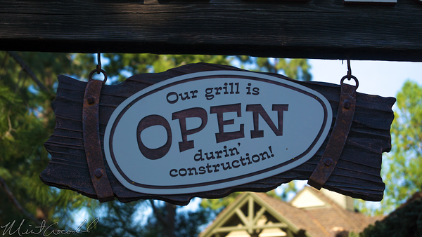 Disneyland Resort, Disneyland60, Disneyland, Critter, Country, Hungry, Bear, Restaurant