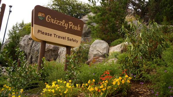 Disneyland Resort, Disneyland60, Disney California Adventure, Grizzly, Peak, Airfield