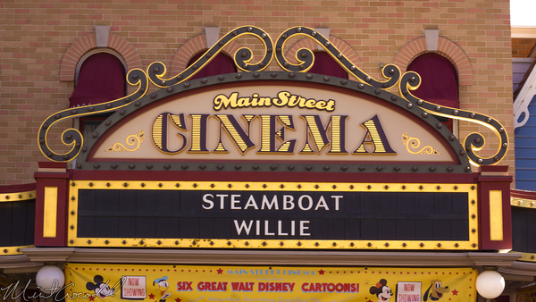 Disneyland Resort, Disneyland60, Halloween, Time, Disneyland, Main Street U.S.A., Cinema, Cast, Member, CM