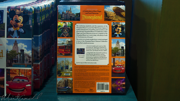 Disneyland Resort, Disneyland60, Halloween, Time, Disney California Adventure, Off, Page, Book