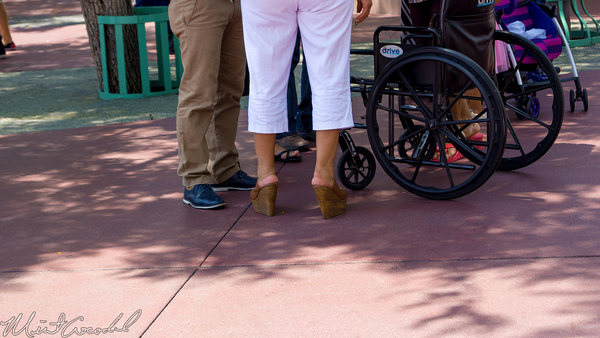 Disneyland Resort, Disneyland60, Disneyland, Disney California Adventure, Main, Entrance, Plaza, Shoes