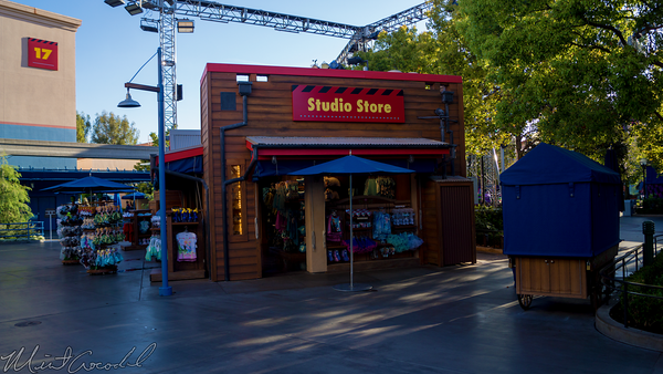 Disneyland Resort, Disney California Adventure, Hollywood Land, Studio, Store