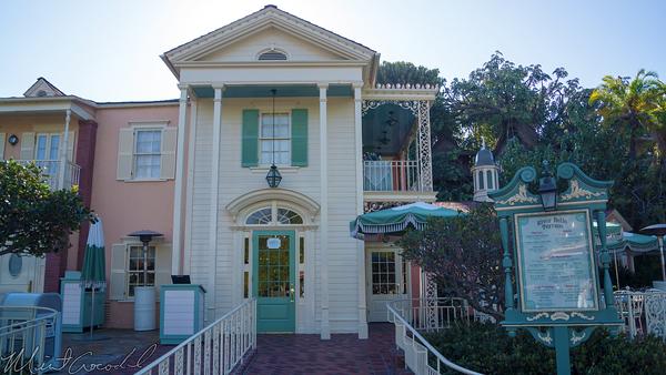 Disneyland Resort, Disneyland60, Disneyland, Frontierland, River, Belle, Terrace