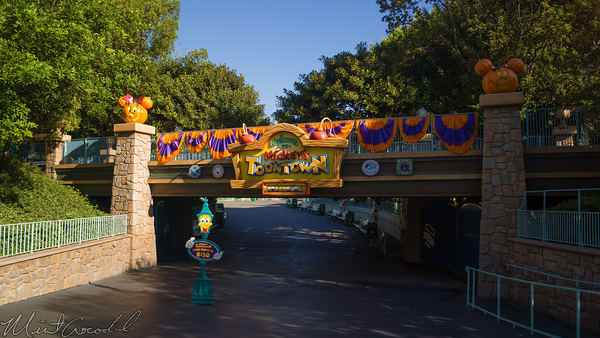 Disneyland Resort, Disneyland60, Halloween, Time, Disneyland, Mickey, ToonTown, Toon, Town