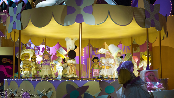 Hong, Kong, Disneyland, Fantasyland, it's a small world, Small, World
