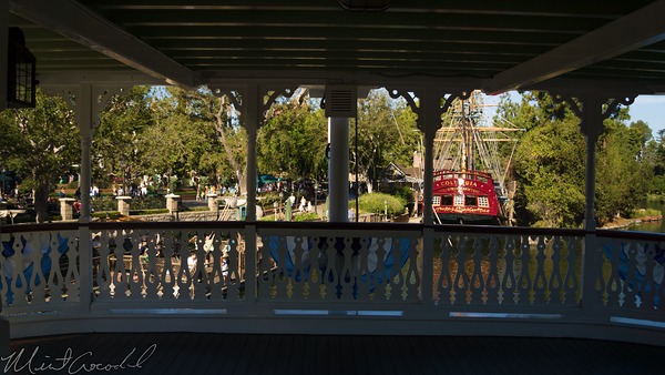 Disneyland Resort, Disneyland60, Halloween, Time, Disneyland, Frontierland, Mark, Twain, Rivers, America