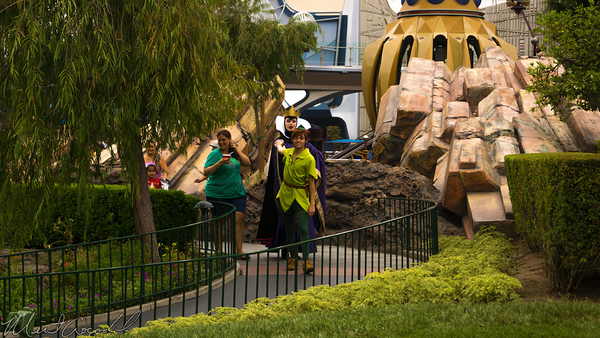 Disneyland Resort, Disneyland60, Disneyland, Peter, Pan, Evil, Queen