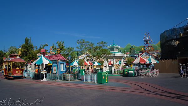 Disneyland Resort, Disneyland, Mickey, ToonTown, Toon, Town